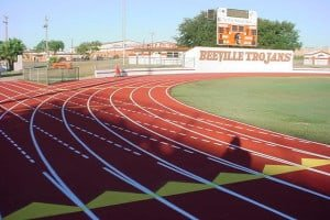 Beeville ISD track and field