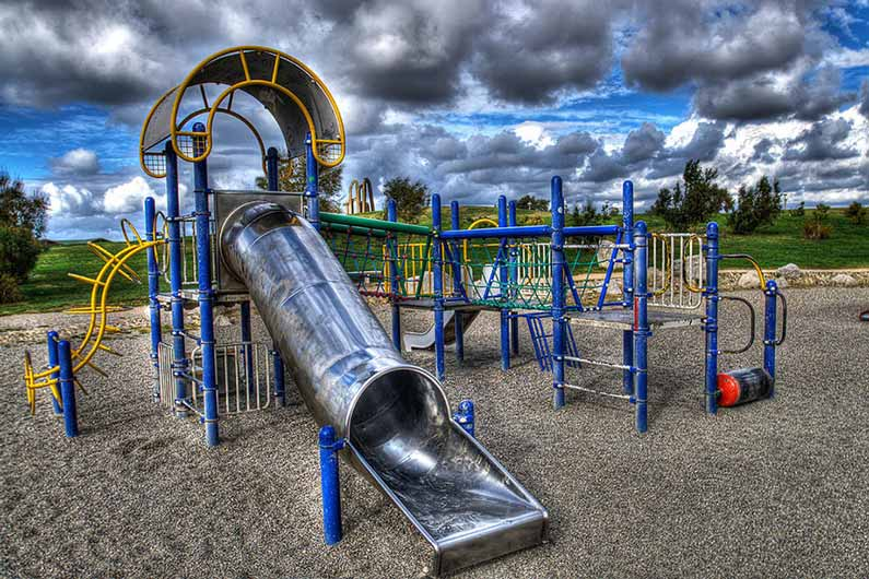 The History of Playgrounds