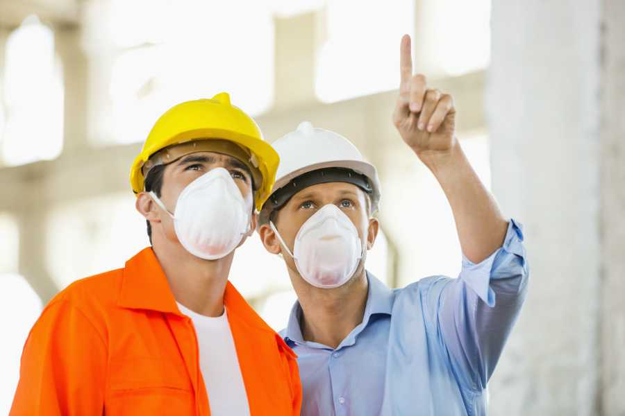 Respiratory Protection On Construction Sites