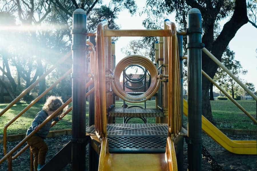 Developmental Benefits Of Playground Slides