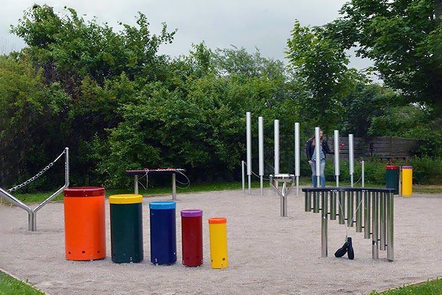 How Soundscapes in a Playground Can Help Your Children Learn