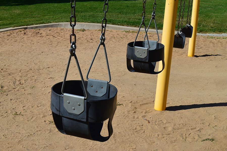 Different types of swings